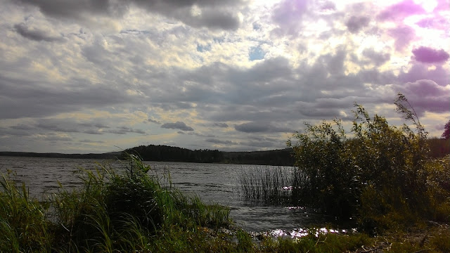 Берег озера Сугомак