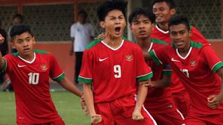 TImnas Indonesia U-16 (TImnas U-16)