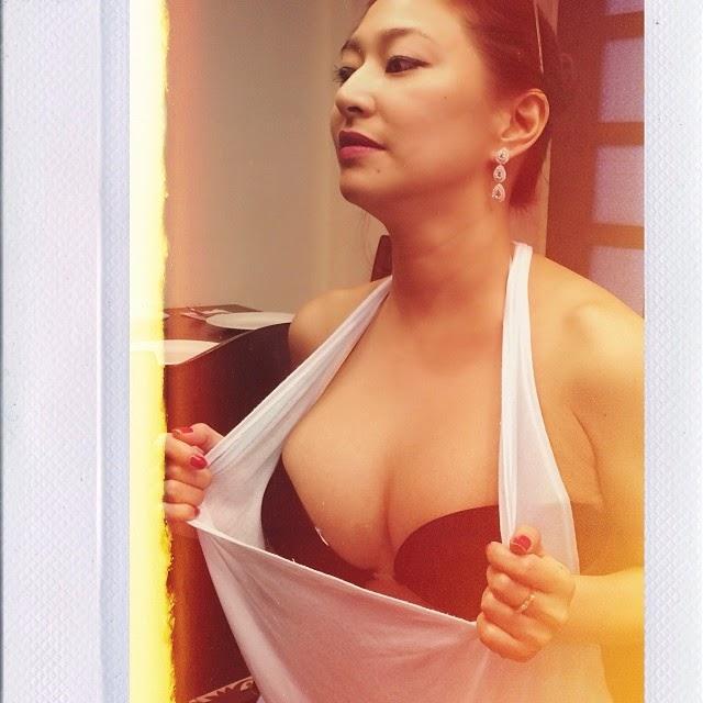 Sexy masuimi max stripping