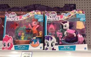 Store Finds: MLP The Movie Plush, Brushables & EqG Minis