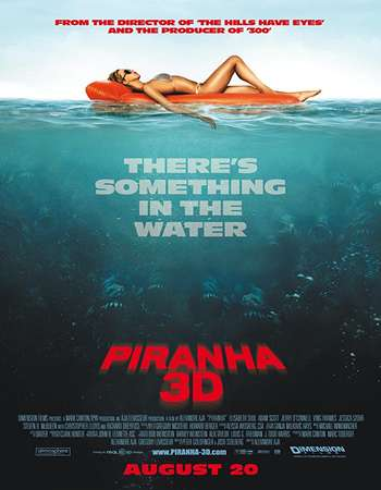 Piranha 3D 2010 Hindi Dual Audio BRRip Full Movie Download