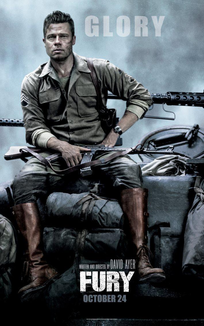 Poster 2: Fury Movie