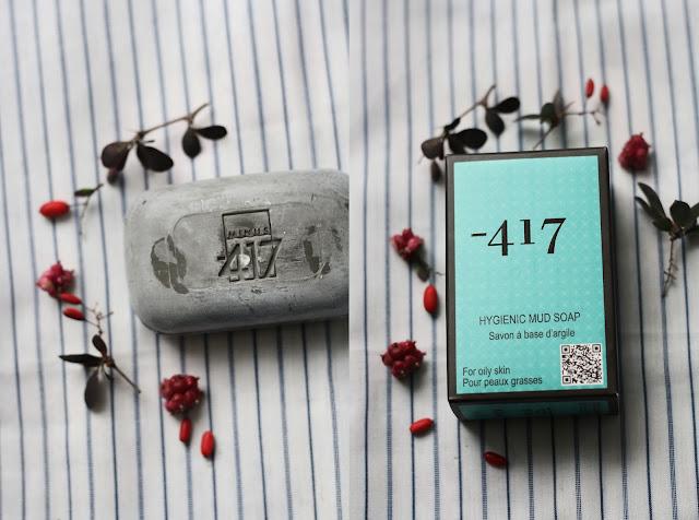 Bahenní mýdlo od kosmetiky z Mrtvého moře Minus 417.