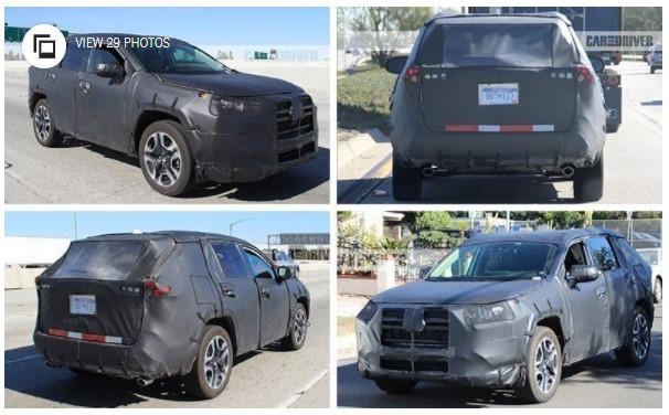 2019 Toyota Rav Review
