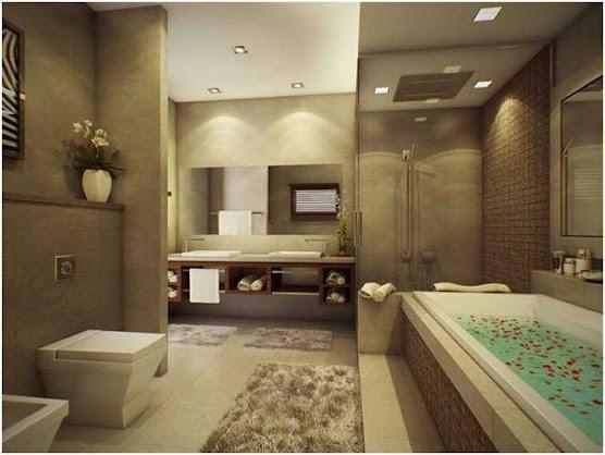 9 Moderne Badezimmer Design Ideen Zu Ihrer Inspirierenden