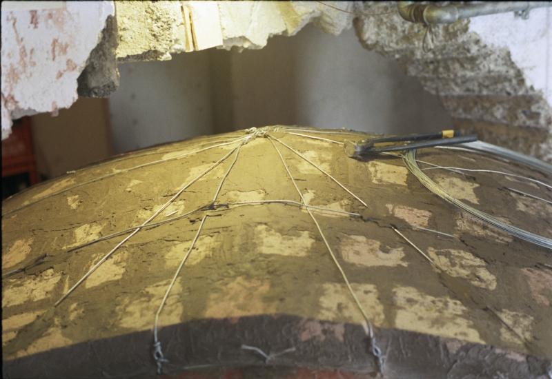 Tenere al caldo in casa video posa mattoni refrattari for Mattoni refrattari per forno a legna