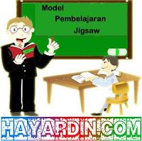 Model Pembelajaran Kooperatif Tipe Jigsaw