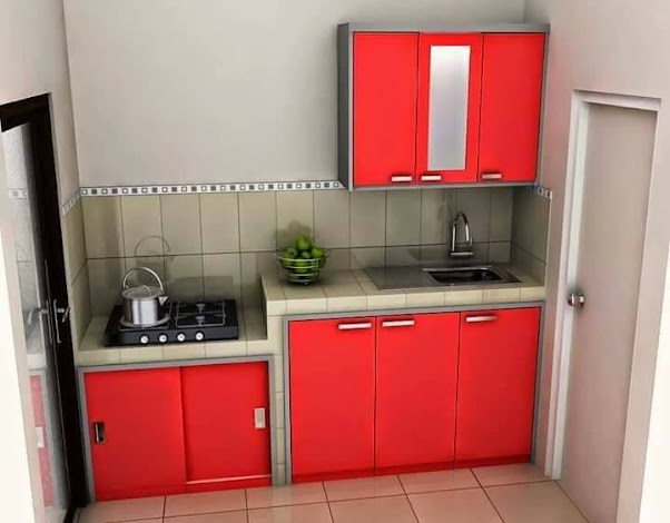 Desain Dapur Minimalis Sederhana 04