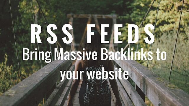 how to get unlimited backlinks from rss feed