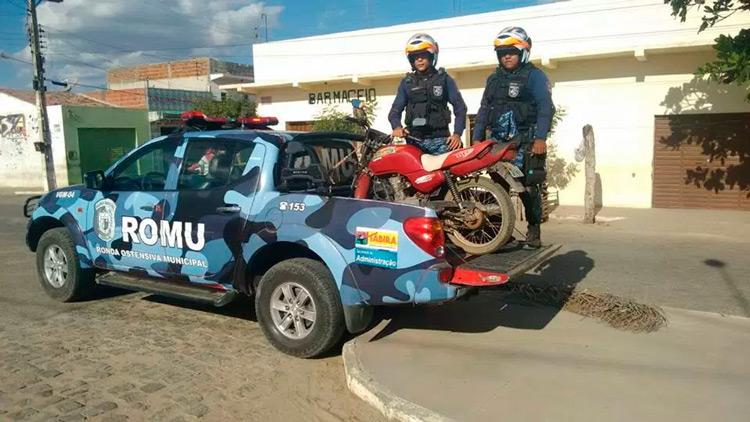 Um dos imputados foi preso em flagrante – Foto: Divulgação/S1 Notícias