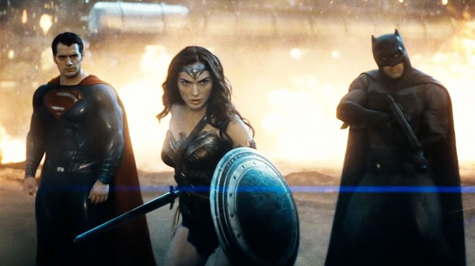 Liberan el tráiler final de 'Batman v Superman: Dawn of Justice'
