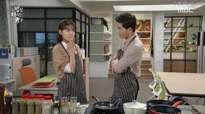 Man Who Sets the Table Episode 14 Subtitle Indonesia