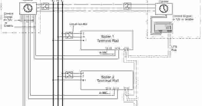 Purewell Variheat Boilers Wiring Diagram