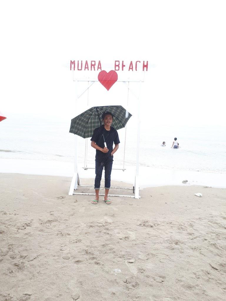 Pantai Muara Kintap : pantai, muara, kintap, Pantai, Muara, Kintap
