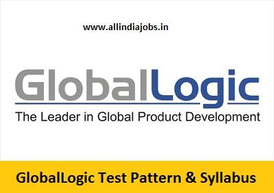 GlobalLogic Online Test Pattern and Syllabus | Freshers jobs