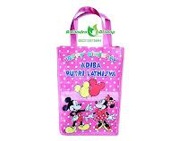 tas ultah mickey mouse, tas ultah minnie mouse, tas souvenir ultah murah, tas ultah murah, tas ulang tahun anak