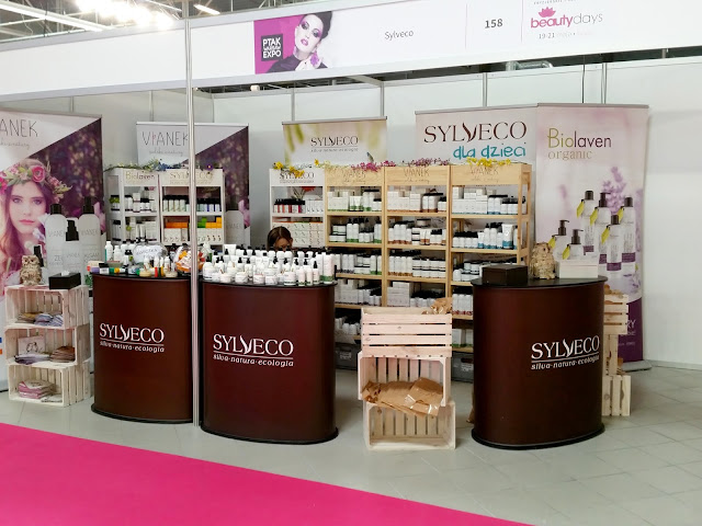 targi beauty days 2017 sylveco