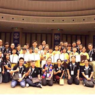 นักเรียนไทยไม่ธรรมดา คว้าเหรียญคณิตศาสตร์โอลิมปิก