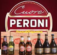 Logo Cuore Peroni 2017/2018 : ricevi casse di birra e premi sicuri gratis
