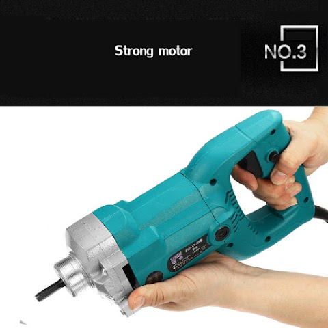 Concrete Mixer Strong Motor Vibrators Needle Lightweight -1600w