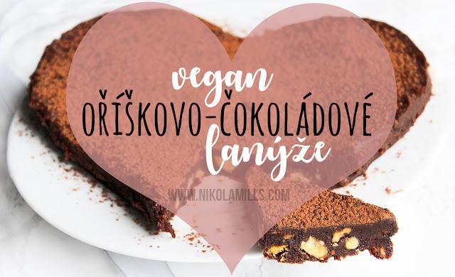 (Ne)Vegan Oříškovo-čokoládové lanýže