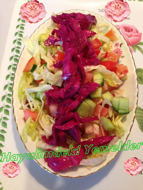 resimli salata tarifleri