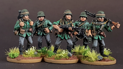 BTD Miniatures Germans 28mm German Infantry