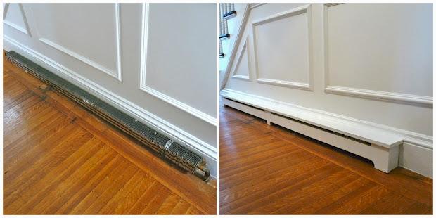 Baseboard Heater Covers