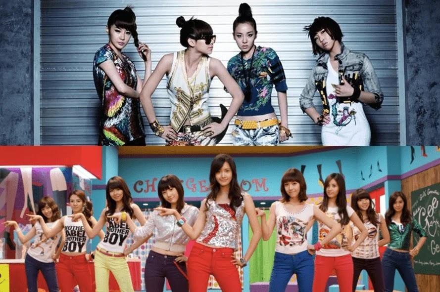 12 Hits Idola K-Pop Yang Sudah Berusia 10 Tahun