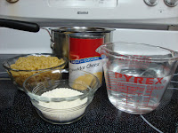 Easy Mac & Cheese Ingredients