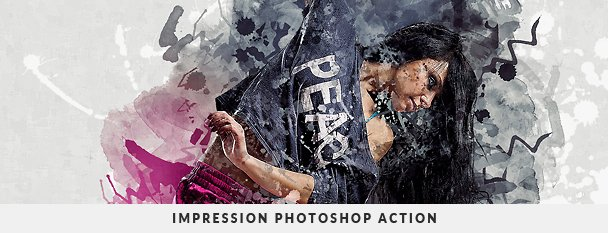 Painting 2 Photoshop Action Bundle - 82