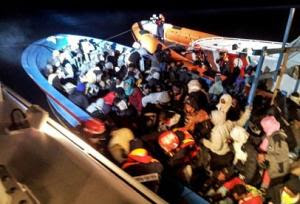 nigerians drown boat accident italy