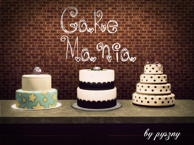 can t bake wedding cake sims 4 cake mania gift from pyszny 12363