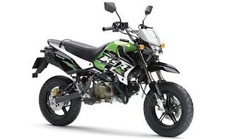 Kawasaki KSR 110cc Hijau