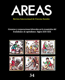 "Revista ""Areas"" - nº34"