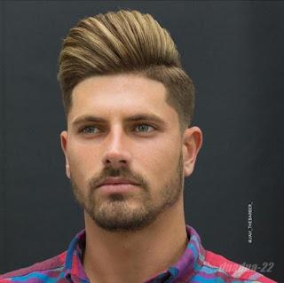 gaya rambut pria