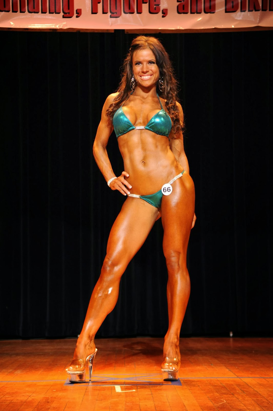 f3bb737a5711b  I competed in the NPC Natural USA Championships. I won 2nd Place in Bikini  Open Class B