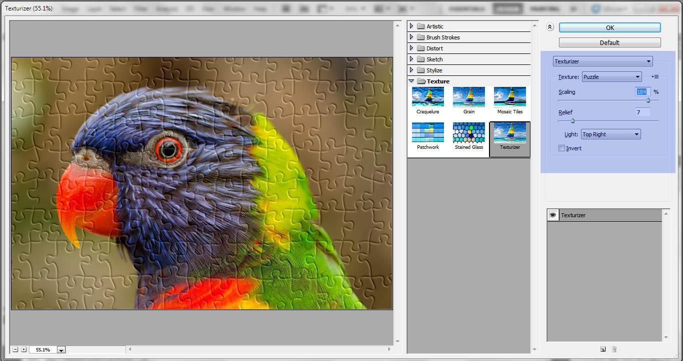 Cara Membuat Foto Effect Puzzle Dengan Photoshop   Hardilist