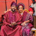 Beautiful portraits from Banky W and Adesua Etomi's wedding introduction