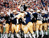 Rudy 1993 Notre Dame sports movie