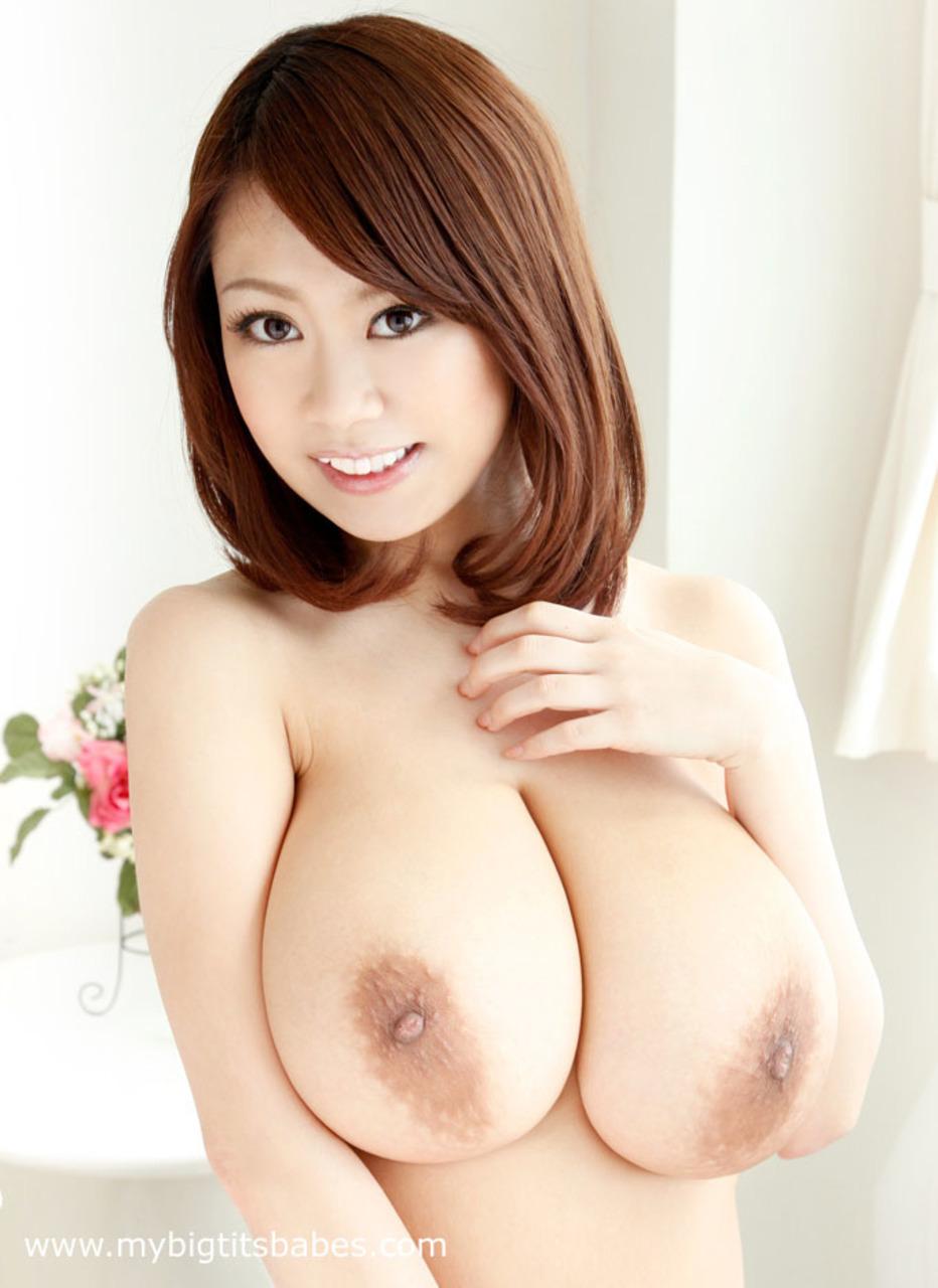 Порно японка большие сиськи