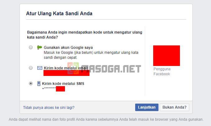 Lupa Kata Sandi Password Fb Facebook Begini Cara Mengembalikan