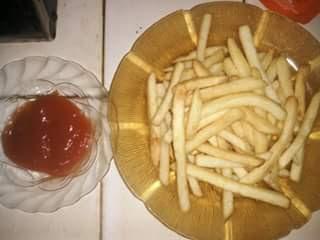 Resep Kentang Goreng KFC Sederhana