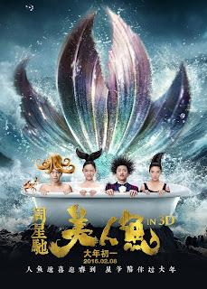 The Mermaid (2016) – เงือกสาว ปัง ปัง [พากย์ไทย]