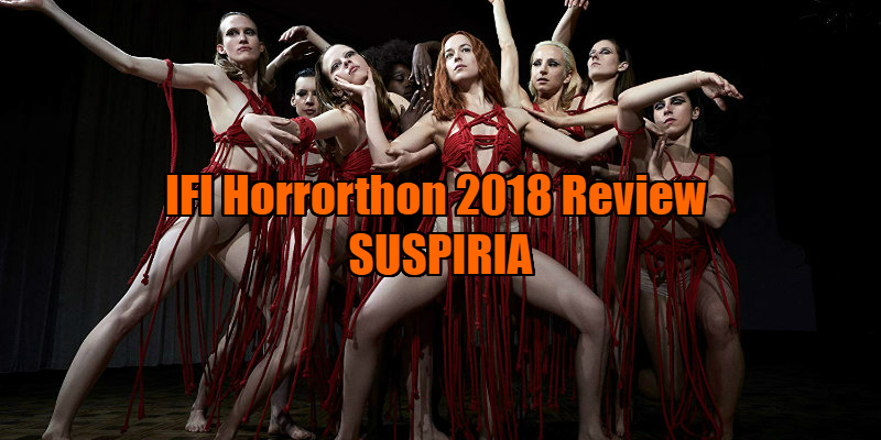 suspiria 2018 review