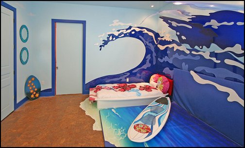 Beach Bedroom Decorating Ideas Surfer Chick Beach Bedroom Decorating