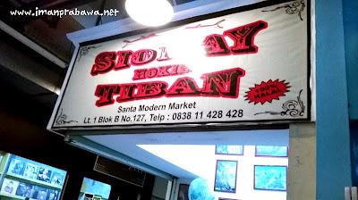 Siomay Hokie Tiban