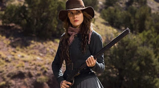 Michelle Dockery, Godless, Netflix Original TV Series (2017)