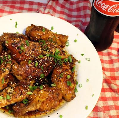 Foto Resep Ayam Cola Goreng Rasa Sayange