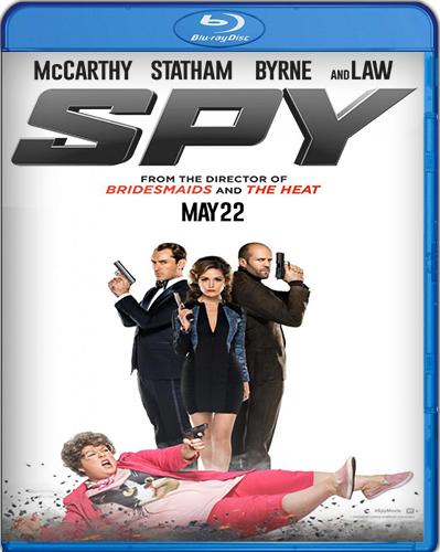 Spy [BD25] [2 in 1] [2015] [Latino]